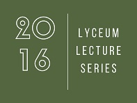 Lyceum Lecture Series