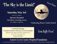"Eastern Lewis County Hospital Foundation's ""Celebrating Women"" Lunch"