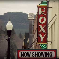 Digital or Dark Fundraising Campaign for the Roxy Theater in Morton