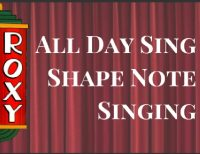 All Day Sing - Shape Note Singing