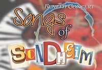 The Songs of Sondheim in Concert