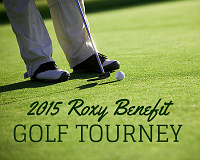 Roxy Benefit Golf Tourney