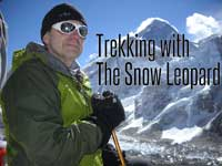 Trekking with the Snow Leopard