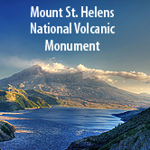 Mt. St. Helens - Washington State Volcano